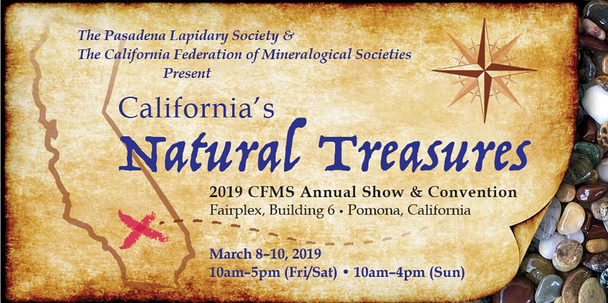 Gem & Mineral Show – Pasadena Lapidary Society